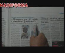 Rassegna Stampa Martedi' 20 Aprile 2021