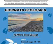 """Giornata ecologica """"PuliAMO la nostra spiaggia"""""""