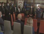 Palmi, inaugurata la Camera Minorile al Tribunale