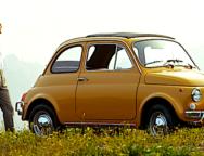 Il design italiano: un nome, la nostra storia, nella nascita della FIAT 500.  Di Al.Tallarita