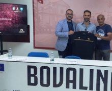 """Il BC5 ha presentato al """"Pala La Cava"""" il nuovo tecnico…è Salvatore D'Urso!"""