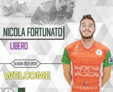 """Nicola Fortunato è un nuovo giocatore della Pallavolo """"F.Tigano"""" Palmi"""