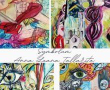 Symbolum: viaggio nel mito nella storia e nel subconscio. Le nuove opere pittoriche di Anna Luana Tallarita
