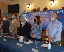 Crotone, tenuti i lavori del consiglio territoriale UIL