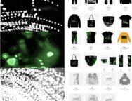 """""""Se il lightpainting diventa design: Anna Luana Tallarita firma con AltDesign una linea di abbigliamento online"""""""