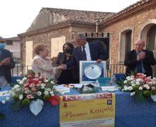 Gioia Tauro, conferito il Premio Kairos 2020-21 all' Ammiraglio Andrea Agostinelli