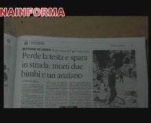 Rassegna Stampa Lunedi' 14 Giugno 2021