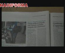 Rassegna Stampa Venerdi' 18 Giugno 2021