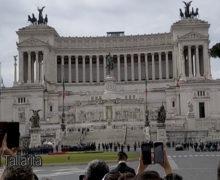 Roma, 2 Giugno Festa della Repubblica di Al. Tallarita