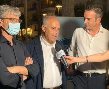 Cs – presentazione candidatura Salvatore Gaetano con Forza Italia alle elezioni regionali