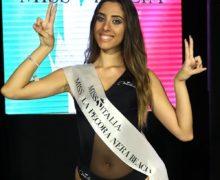 Martina Canonico è Miss La Pecora Nera Beach