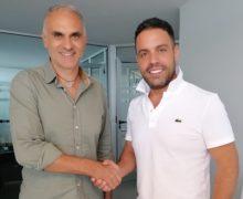 Mister Alessandro Erra, nuovo allenatore della F.C. Lamezia Terme