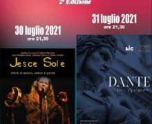 Domani e Sabato il Miglierina Musical Fest con Sabrina marciano e Dante in Musica (ingresso gratuito)