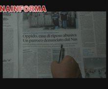 Rassegna Stampa Venerdi' 30 Luglio 2021