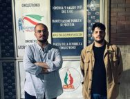 Ierace e Massara Ferrari all'esecutivo  provinciale di Gioventu' Nazionale Reggi Calabria