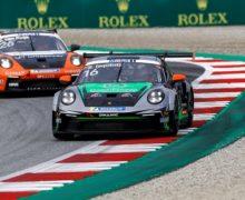 Prova confortante per il calabrese Simone Iaquinta  a Spa nel Mondiale Porsche