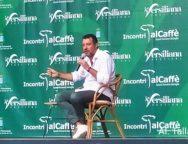 Matteo Salvini al Festival della Versiliana intervistato da Alessandro Sallusti  Di Al. Tallarita