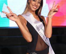 Chiara Cipri è Miss Città di Rizziconi