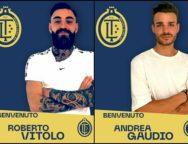 FC Lamezia Terme: due nuovi acquisti