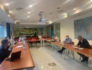 Prima riunione del comitato di gestione dell'Adsp dei mari Tirreno Meridionale e Ionio
