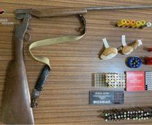 Caulonia, I Carabinieri arrestano un 42enne per detenzione di arma clandestina