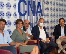 CNA Cosenza incontra l' Assessore regionale Fausto Orsomarso e l'Assessore comunale Loredana Pastore