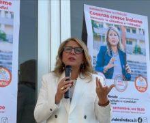 Bianca Rende prosegue la sua campagna elettorale incontrando i cittadini di Donnici e delle altre frazioni