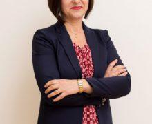 Cristiana Covelli è la coordinatrice del movimento Tesoro Calabria nell'Alto Tirreno Cosentino.