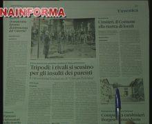 Rassegna Stampa Martedi' 14 Settembre 2021