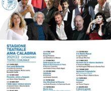AMA Calabria porta il grande teatro a Catanzaro