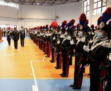 Reggio Calabria: Solenne cerimonia di giuramento degli allievi della scuola Carabinieri