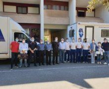 Reggio, gli allievi Carabinieri donano il sangue