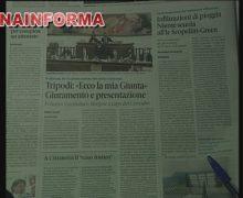 Rassegna Stampa Venerdi' 15 Ottobre 2021