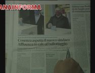 Rassegna Stampa Lunedi' 18 Ottobre 2021