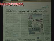 Rassegna Stampa Venerdi' 22 Ottobre 2021
