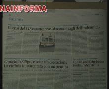 Rassegna Stampa Lunedi' 25 Ottobre 2021